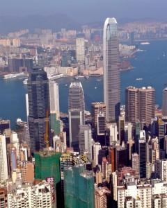 Hong Kong - IFC Tower