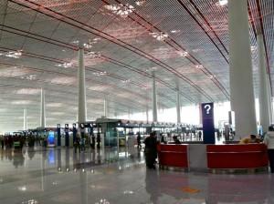 Flughafen Peking Terminal 3