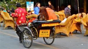 Chengdu Rikscha