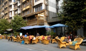 Chengdu Teehaus