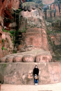 Großer Buddha Leshan