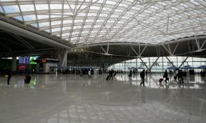 Guangzhou Bahnhof