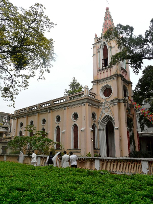 Guangzhou Our Lady of Lourdes
