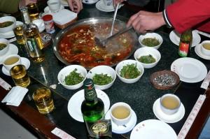 Hot Pot in Chengdu