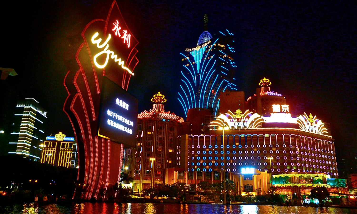 Casino in macau china little creek casino resort shelton