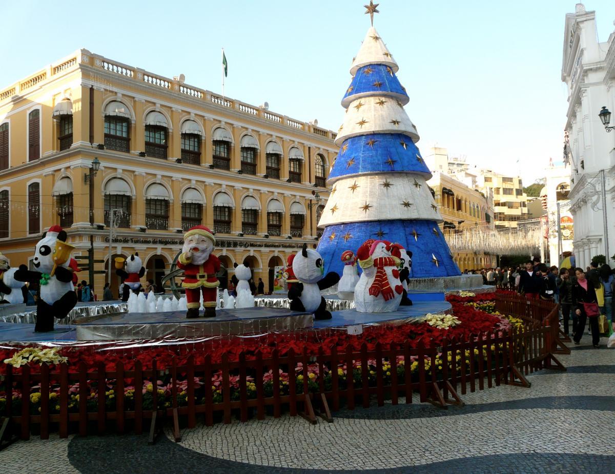 Macau Sehenswürdigkeiten