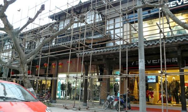 Wiederaufbau in Sichuan