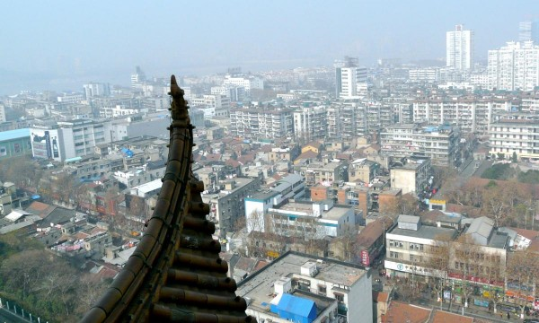 Wuhan am Jangtse