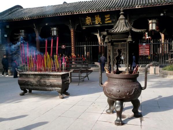 Wuhou Ci in Chengdu