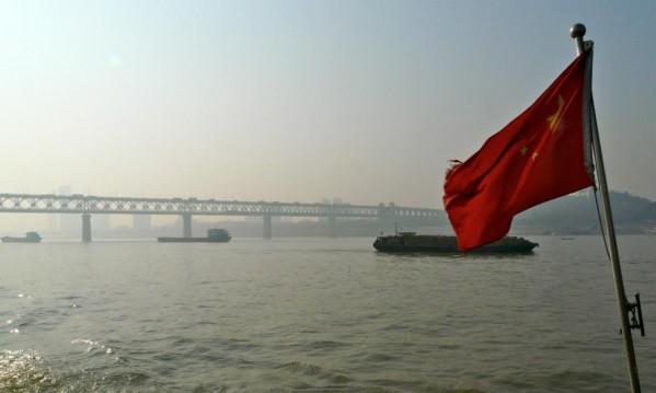 Auf dem Yangtze