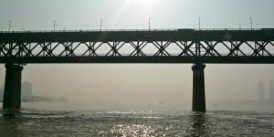 Yangzte Brücke in Wuhan