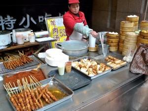 Chinesisch essen in China