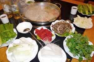 hot pot in Chongqing