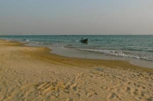 Stand von Sanya Bay