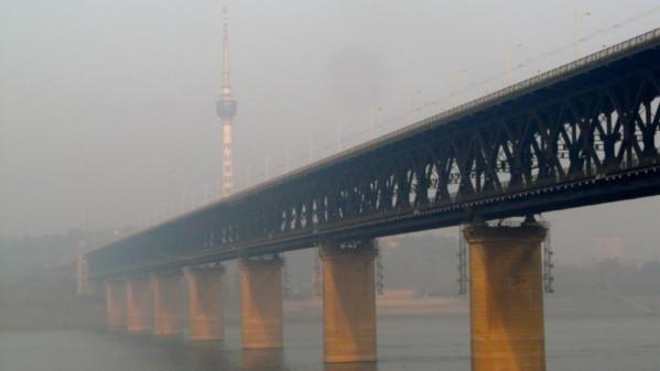 1. Jangtse brücke Wuhan