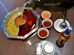 Hot Pot in Wuhan