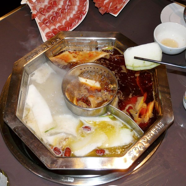 Hot Pot in Wuhan