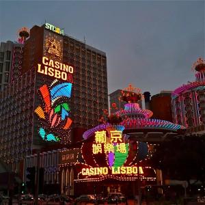 Hotel & Casino Lisbao