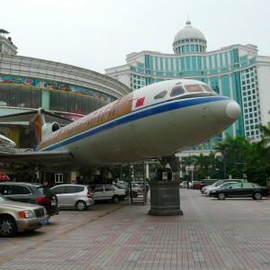 Mao Flugzeug