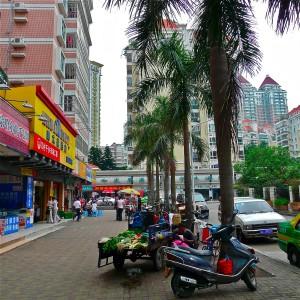Zhuhai Straßenbild