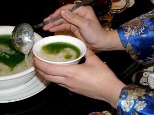 Ying Yang Suppe Zubereitung
