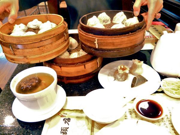 Jiaozi & Baozi