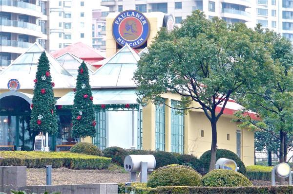 Paulaner Bräuhaus Shanghai