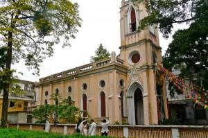 Katholische Kirche auf Shamian