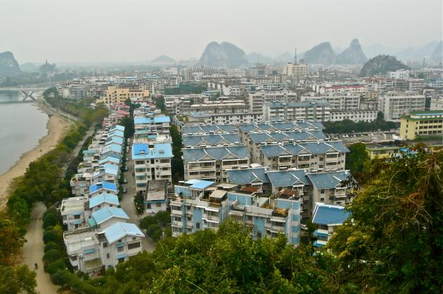 Guilin am Li-Fluss