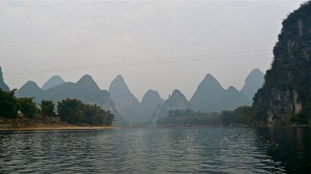 Li Fluss in China