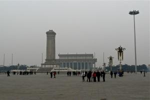 Mao Mausoleum Peking